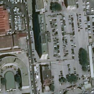 Former NSA Naples (Bing Maps)