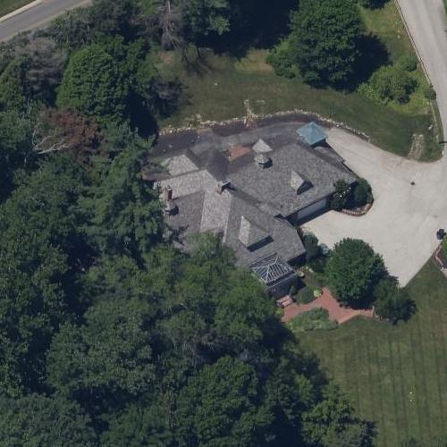 Will Smith's House (Birds Eye)