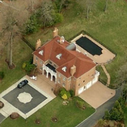 Sean Hannity's House in Lloyd Harbor, NY (Bing Maps)