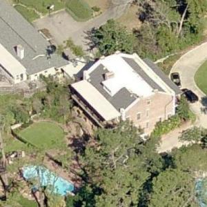 Joe Scarborough's House (Former) (Birds Eye)
