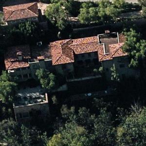 Mischa Barton's House (Bing Maps)