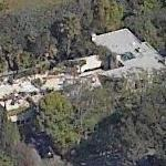 Tommy Chong house in Pacific Palisades, Los Angeles