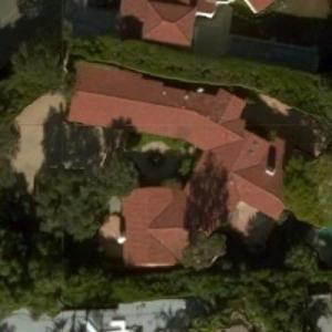 Ben Affleck & Jennifer Garner's House (former) (Bing Maps)