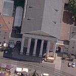 Municipal church, The (Birds Eye)