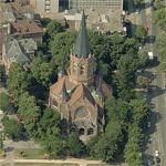 Church of Christ (Birds Eye)
