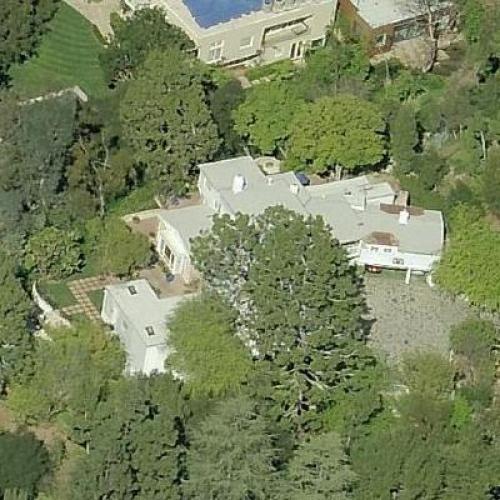 Dom w Los Angeles, California, U.S.