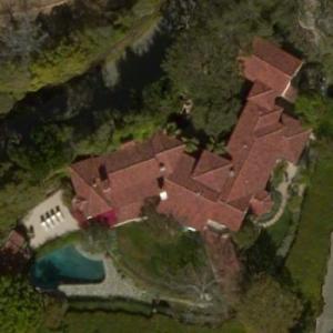 Meg Ryan's House (former) (Bing Maps)