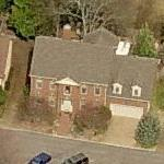 K.T. Oslin's House (Birds Eye)