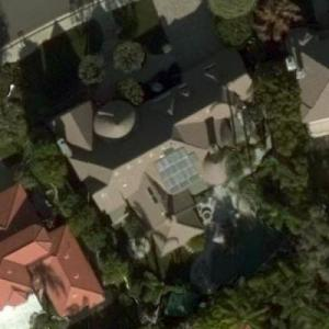 Wink Martindale's House (Bing Maps)