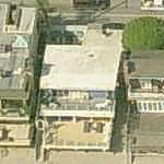 Leonardo DiCaprio's House (Birds Eye)