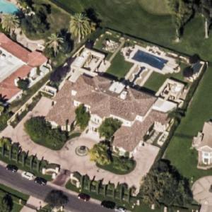 Glen Campbell's House (Bing Maps)