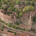 Nuremberg Castle (Birds Eye)