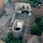 Katharinenruine (St. Catherine's Church Ruin) (Birds Eye)