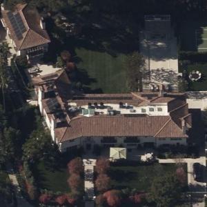 Shonda Rhimes' House (Birds Eye)