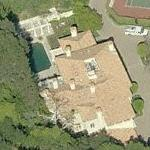 Lee Iacocca's House (Birds Eye)