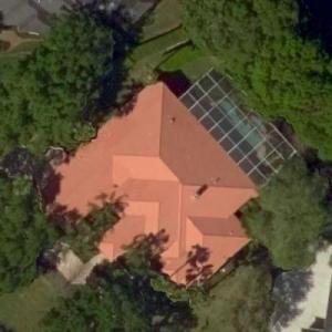 Derek Jeter's House (former) (Bing Maps)