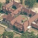 Cecilienhof Palace (Birds Eye)