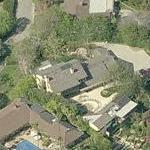 Lucy Lawless' House (former) (Birds Eye)