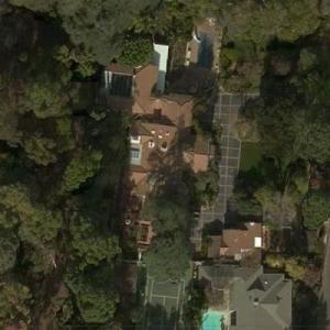 Alex Trebek's House (Bing Maps)