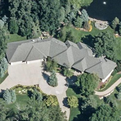 Wikipedia Larry Fitzgerald >> Larry Fitzgerald's House in Eden Prairie, MN (Bing Maps) (#2)