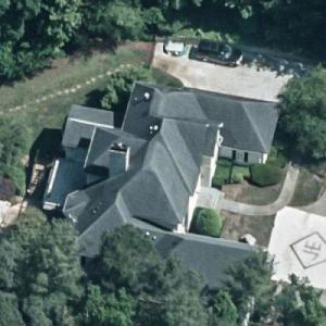 Jagged Edge's House (former) (Birds Eye)