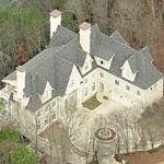 Osi Umenyiora's House