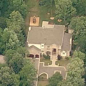 Scottie Pippen's House (Birds Eye)