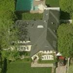 Cynthia Watros' House (former) (Birds Eye)