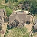 Walt Jocketty's House (former) (Birds Eye)
