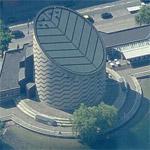 Tycho Brahe Planetarium (Birds Eye)