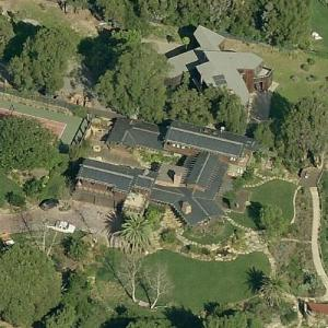 Julia Roberts' House (Bing Maps)