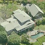 Terry O'Quinn's House (Birds Eye)