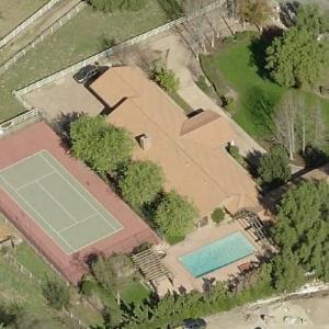 Eran & Lucie Moas's House (previously Morris Chestnut's House) (Bing Maps)