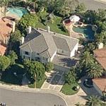 Tracy Jernagin's house (former Morris Chestnut's house) (Birds Eye)