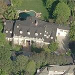 David Hasselhoff's house (Birds Eye)