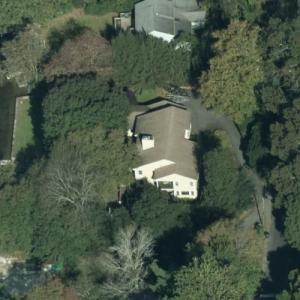 Christopher Meloni's House (Birds Eye)
