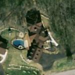 Dean Sams' House (Bing Maps)