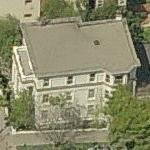 Jefferson Airplane House (Birds Eye)