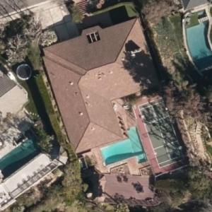 Barbara Eden's House (Bing Maps)