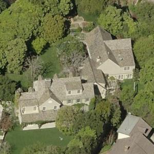 Tom Cruise & Nicole Kidman's House (former) (Bing Maps)
