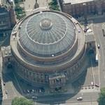 Royal Albert Hall and Albert Memorial
