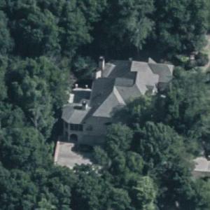 Oprah Winfrey's House (Former) (Birds Eye)