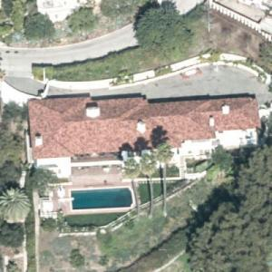Penny Marshall's House (Deceased) (Bing Maps)