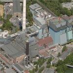 Waste incineration plant Stuttgart-Münster