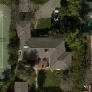Dick Van Patten's House (Bing Maps)