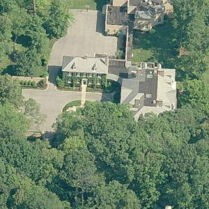 Richard Marx & Cynthia Rhodes' House (Bing Maps)