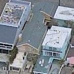 Ted Danson & Mary Steenburgen's House (former) (Birds Eye)