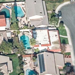 Wayne Gretzky's House (Bing Maps)