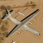 Douglas C-133B Cargomaster (Birds Eye)