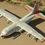 Lockheed C-130D Hercules (Birds Eye)